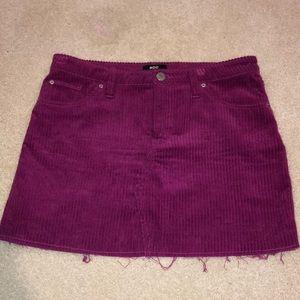 BDG corduroy skirt